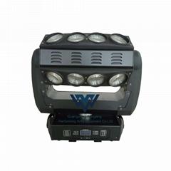 16Pcs 10W Promise Rotation Wash Beam Moving Head Light