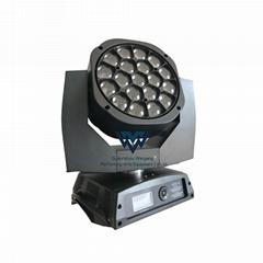 LED 19顆15W大蜂眼搖頭燈單控