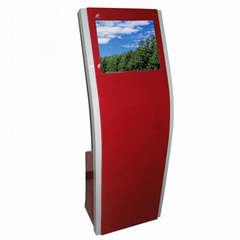 Excellent quality touch screen information kiosk