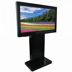 55英吋觸摸屏LED多媒體廣告一體機