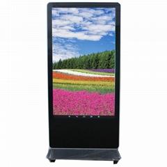 優質的LED觸屏廣告安卓一體機