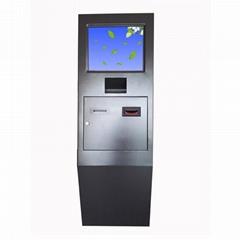可定制的带NFC读卡器的触摸支付一体机