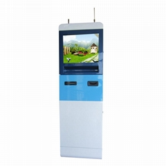 Hot sale 19 inch multitouch payment kiosk