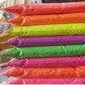 注塑涂料油墨荧光黄颜料 耐温性好荧光粉 色泽鲜艳荧光粉 2
