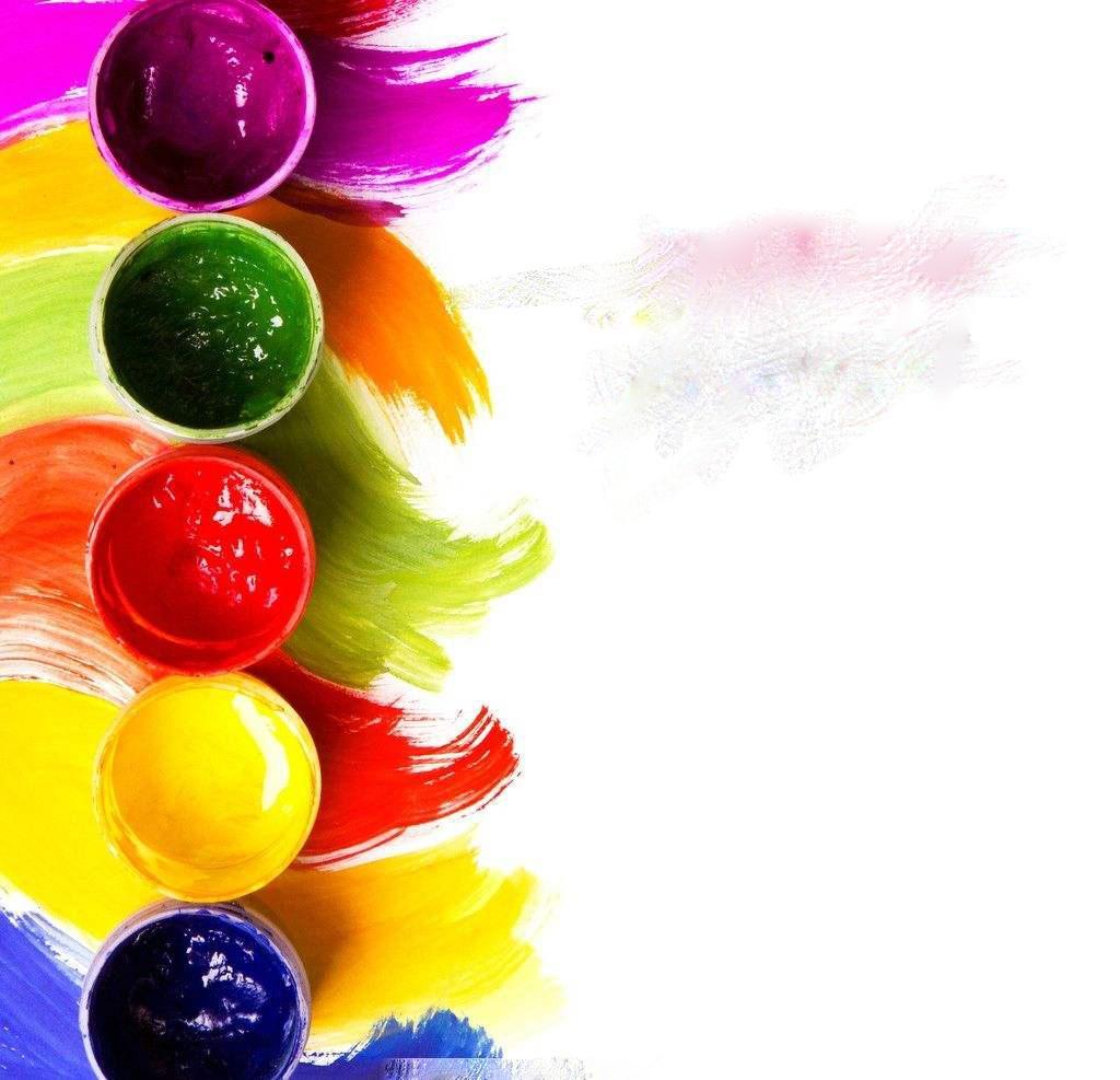 注塑涂料油墨荧光颜料 4