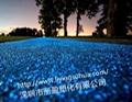 油墨印花注塑長短效型夜光材料 3