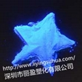 Ink printing injection long and short luminous material 2