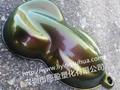 高档指甲油 化妆品用变色颜料  变色龙珠光颜料 2