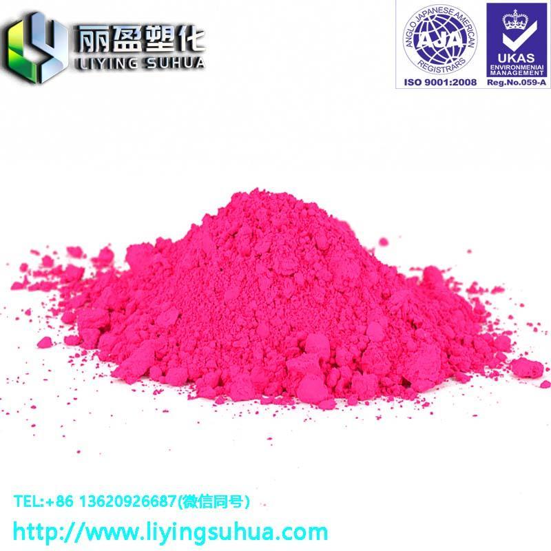 Fluorescent pigment  Formaldehyde-free phosphor 1
