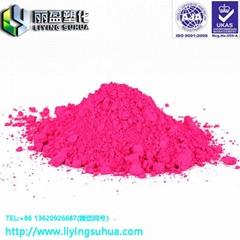 Fluorescent pigment  Formaldehyde-free phosphor