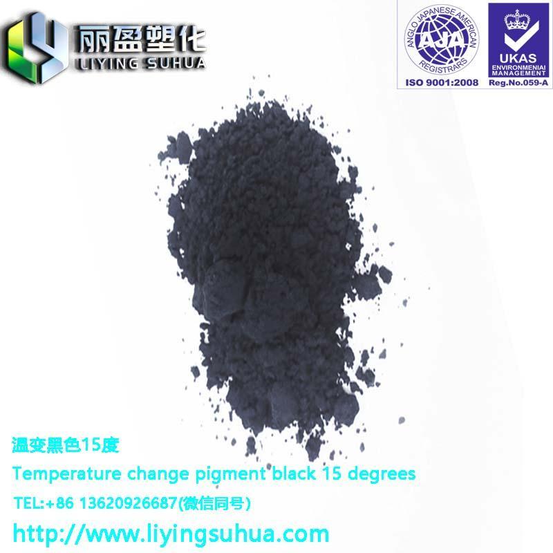 black Thermochromic microcapsule 1