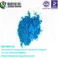sky blue thermochromic toner pigment 7