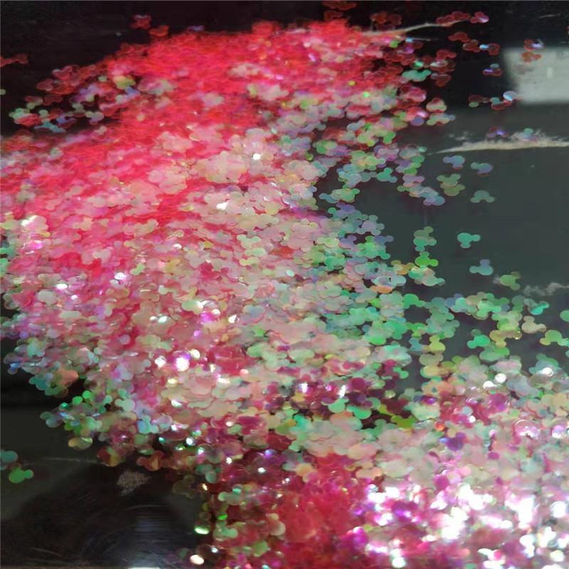 異型金蔥粉閃光片 5