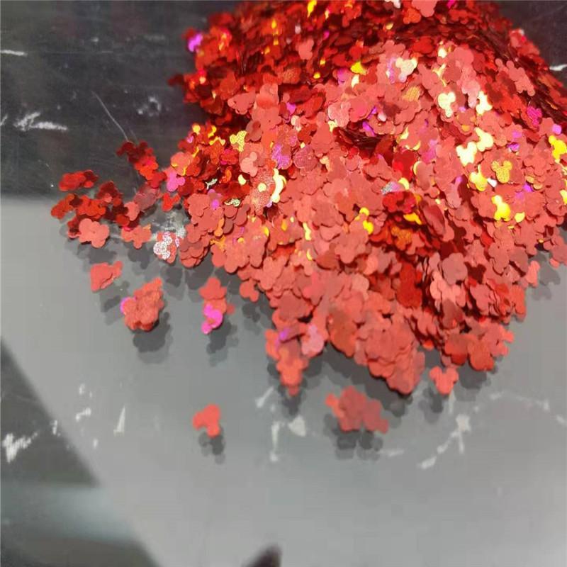 耐酸异型金葱粉闪光片 3
