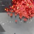 Acid-resistant shaped glitter powder 4