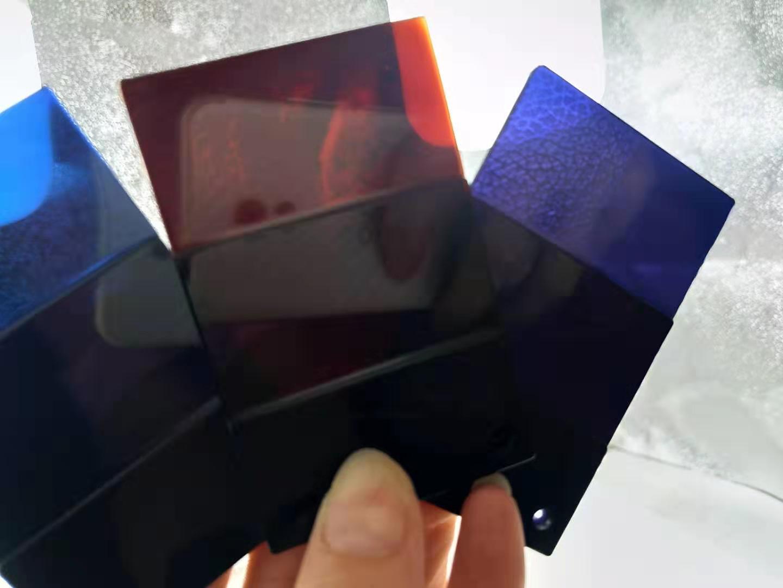 PMMA PC ABS红外线穿透塑胶原料注塑挤出高透光率工厂销高性价比 3