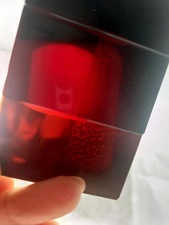 紅外線穿透PC探頭鏡片料 紅透 藍透 紫透 黑透 紅外線穿透PC原料 3