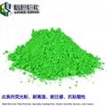 大量批发厂家直销色母粒用耐高温不粘螺杆荧光颜料 1