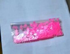 Polyester metallic glitter factory