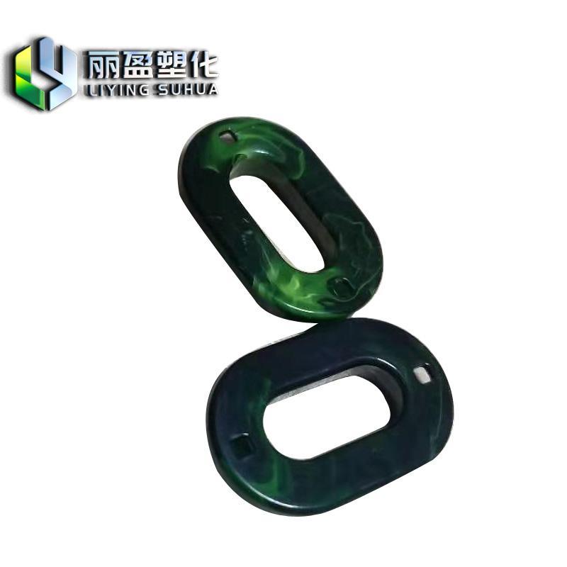 注塑工藝品高檔配飾品用大理石色母翡翠綠色母粒 1