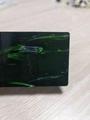 注塑工藝品高檔配飾品用大理石色母翡翠綠色母粒 3