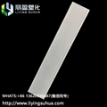 Large particle size acrylic frosted