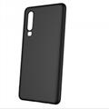 不影響5G信號TPU專用手機殼手機套黑色母 3