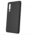 Does not affect the 5G signal TPU dedicated black mother 3