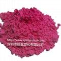玩具注塑光变粉 涂料印刷光变粉 高亮感光变色粉 3