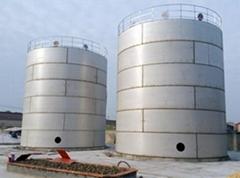 不鏽鋼大型儲罐