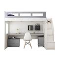 H-02 modern design bunk bed set for