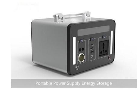 Portable Power Supply 500WH/1000WH ESS 1