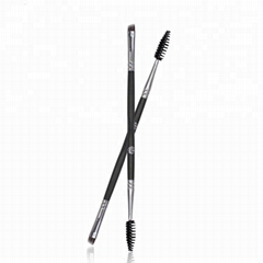 ENERGY Eyebrow Shaper Double Ended makeup brush eyelash brush eyebrow brush