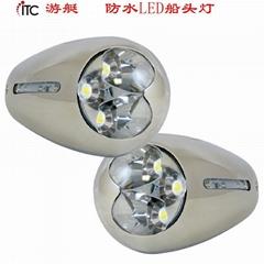 游艇LED船头灯