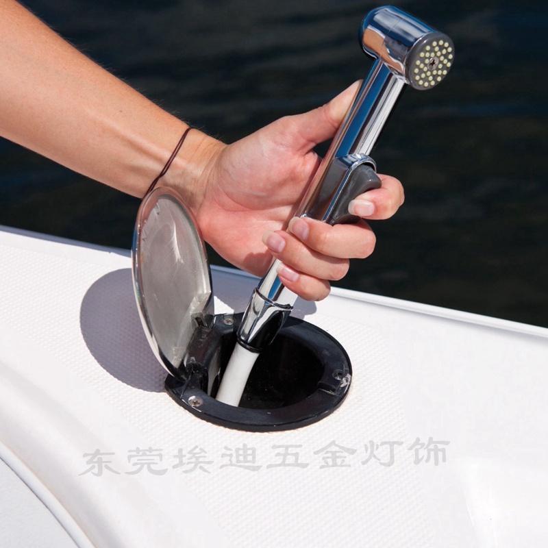 游艇外置淋浴花洒 5