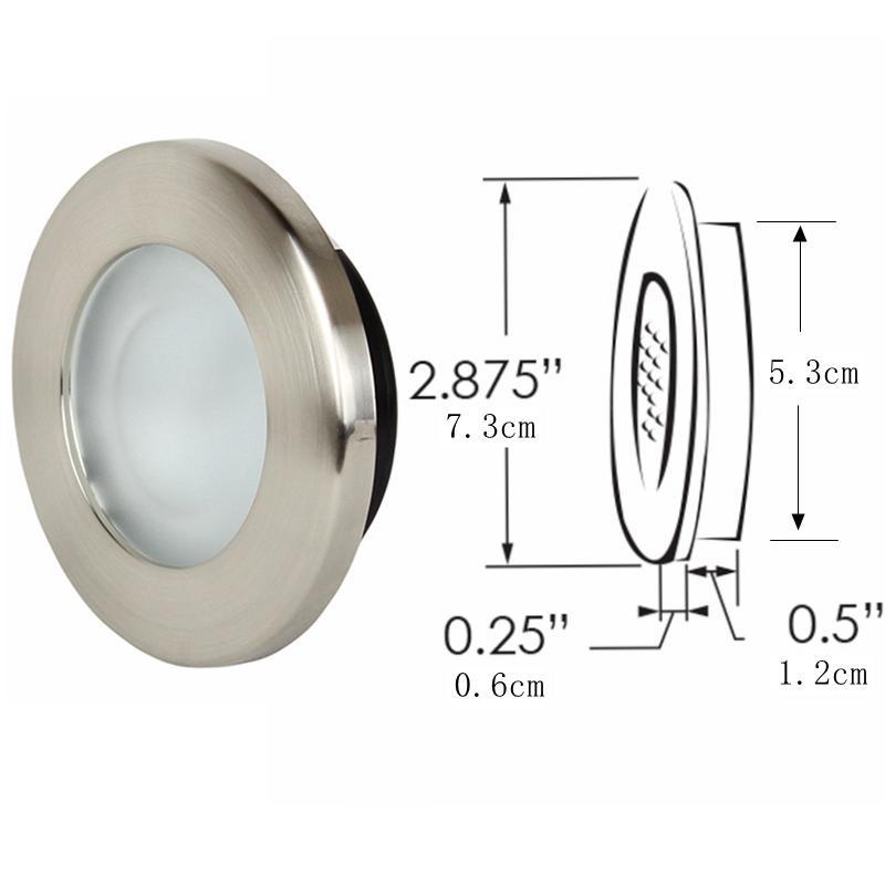 低壓LED天花燈 1