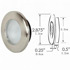 低压LED天花灯