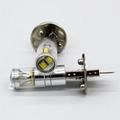 LED fog lamp LED car lamp short model H1 H3 30W manufacturer direct sale 1