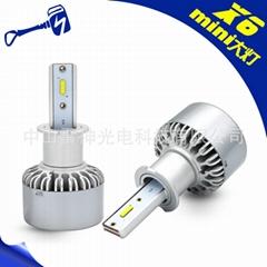 中山廠家直銷  LED霧燈 H3 H1