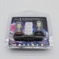LED blister package blister color card