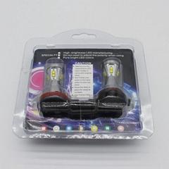LED吸塑包装吸塑彩卡加厚