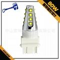 LED brake lights LED headlights 3157