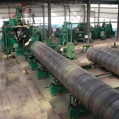 Spiral Welded Pipe Machine