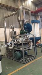 立式塑料磨粉机