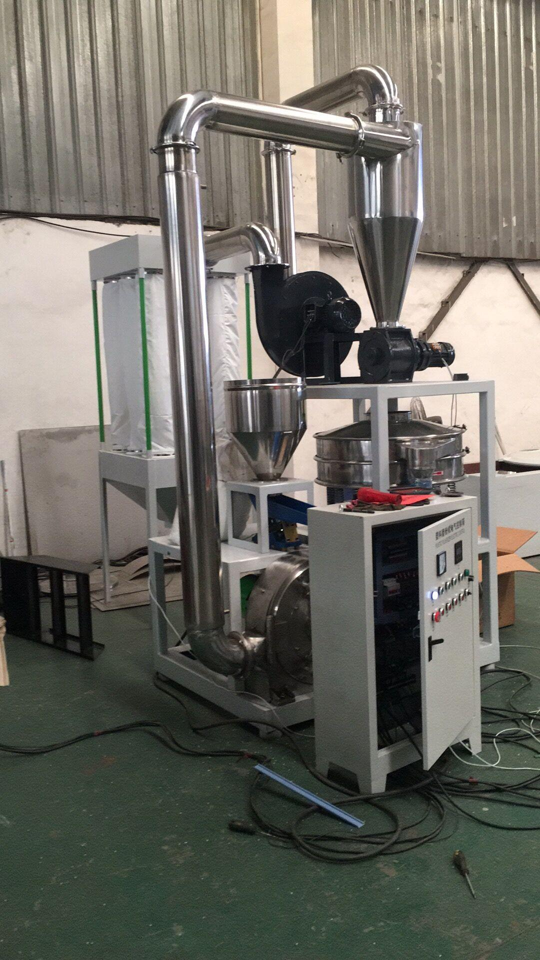 立式塑料磨粉机 5