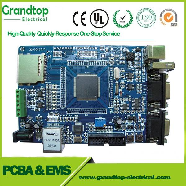 One Stop Solution Customized PCB Board Assembly PCBA Motherboard Supplier 4