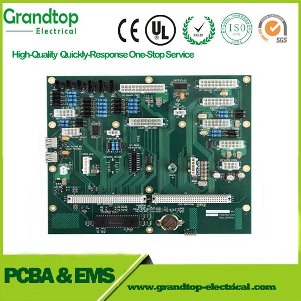 One Stop Solution Customized PCB Board Assembly PCBA Motherboard Supplier 5