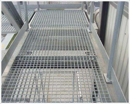 5*10深圳免維護復合型鋼格柵 1