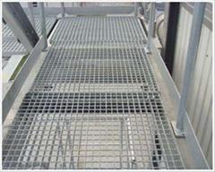 5*10深圳免維護復合型鋼格柵
