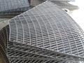 江西扇形鋼結構方格板